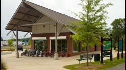 image of Columbus, GA trailside building