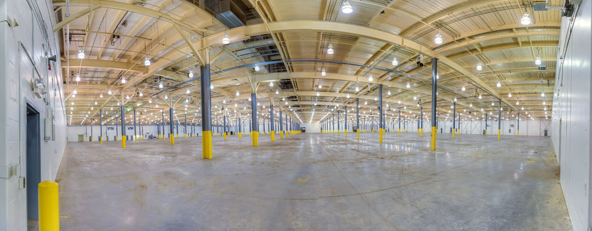 image of large commercial warehouse property