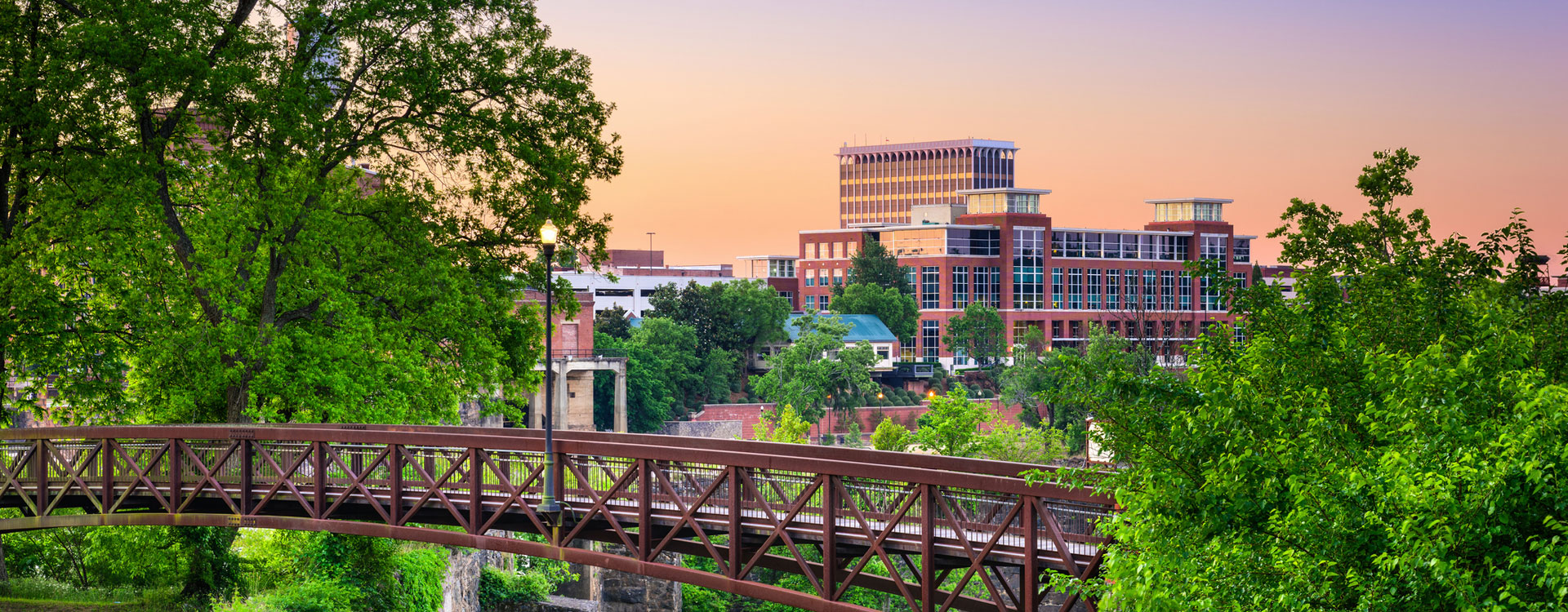 image of Columbus, GA Riverwalk from Phenix City, AL